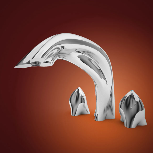kitchen tap design for gessi