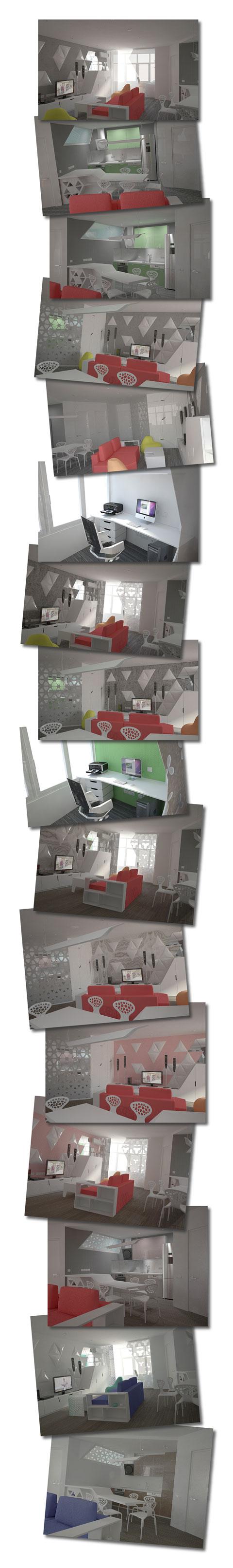 color scheme_ openspace design