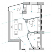 functional zoning, voronoi diagram