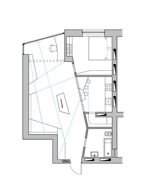 variant of planning, deconstruction