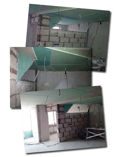 irregular window, apartment design