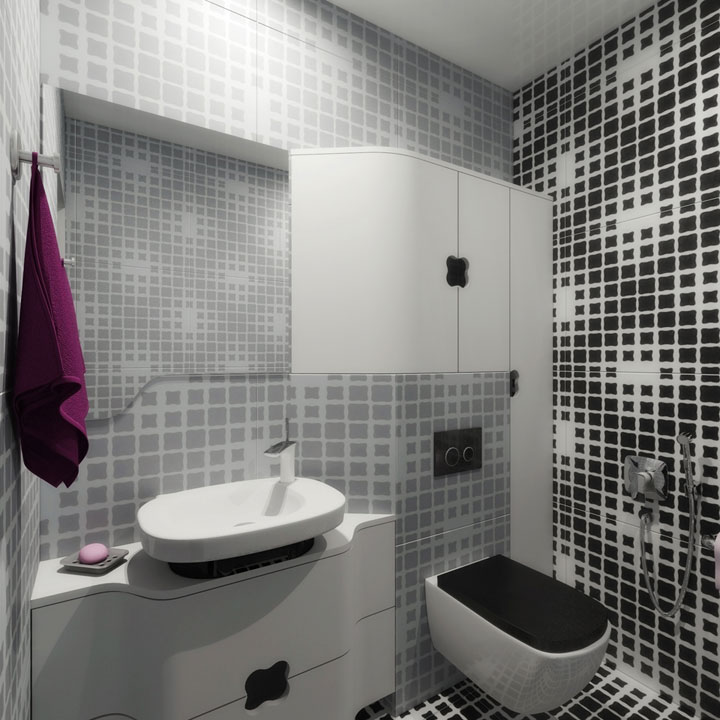 wc interior design - studio kyiv