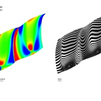 surface curvature analysis - rhinoceros design