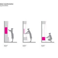 furniture morphogenesis diagram - parametric architecture