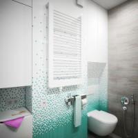 bathroom interior design in comfort town kyiv