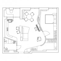 comfort town appartment plan - design