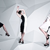 3D space for Transform clothing collection for Sqviral brand