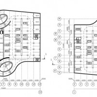 depot renovation - functional zoning