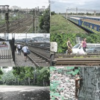 kyiv pasazhyrskyi depot - area photos