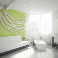 Rules of Growth 2.0 : L-Systems. Interior design in Kyiv
