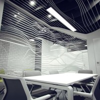 computational design - office interior kyiv