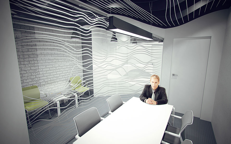 parametric office design in kyiv