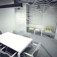 office in kyiv - parametric design
