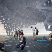 parametric architecture - pavilion of ukraine expo