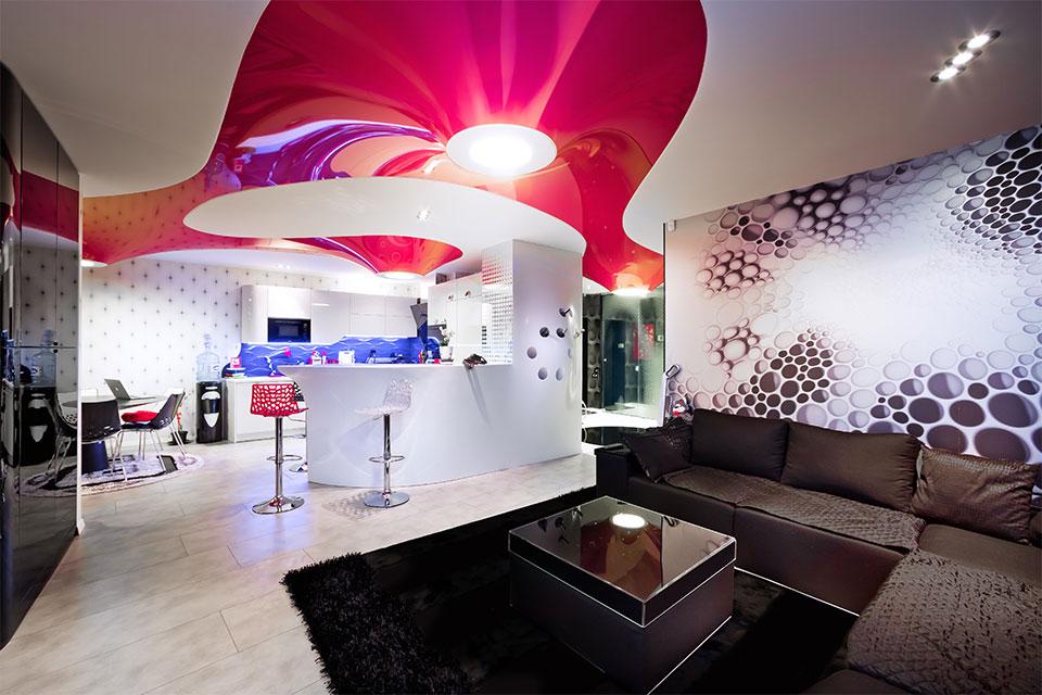 parametric interior design kyiv