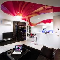 interior design kyiv - parametric architecture
