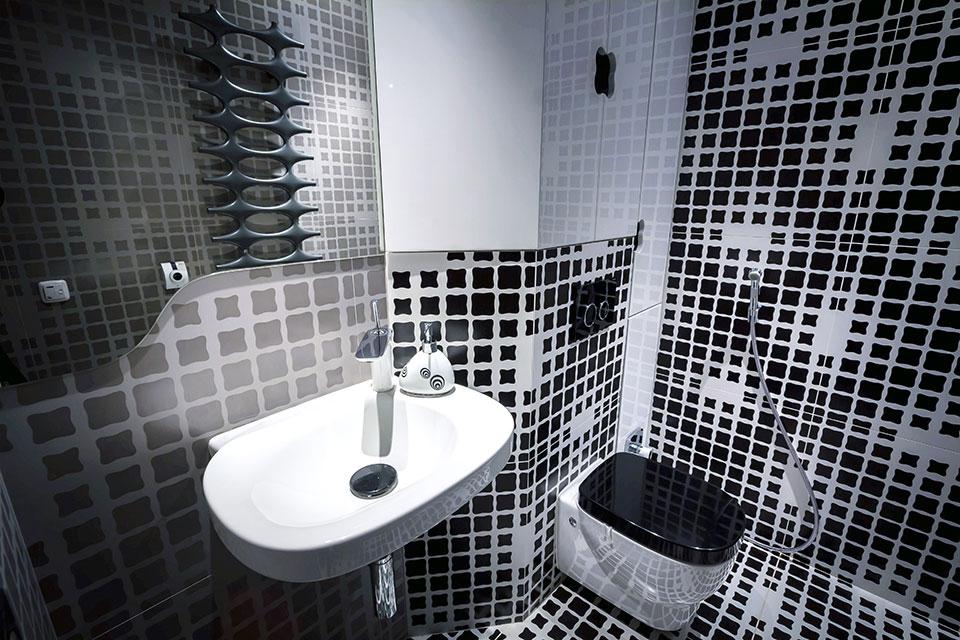 contemporary apartment design photo