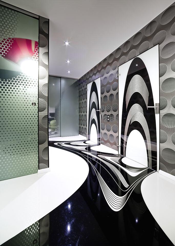 parametric design - interior design kyiv