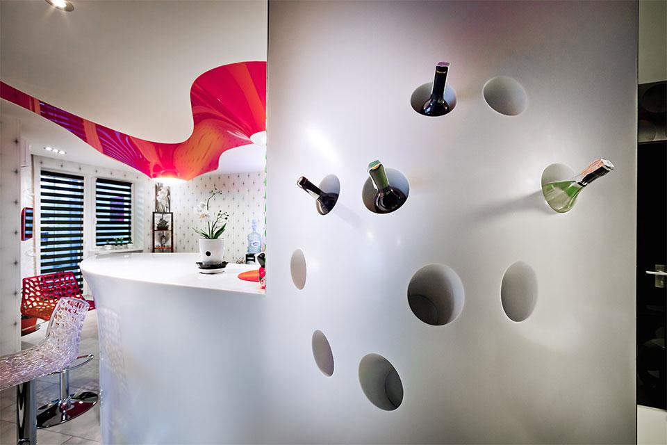 parametric design -kyiv apartment interior