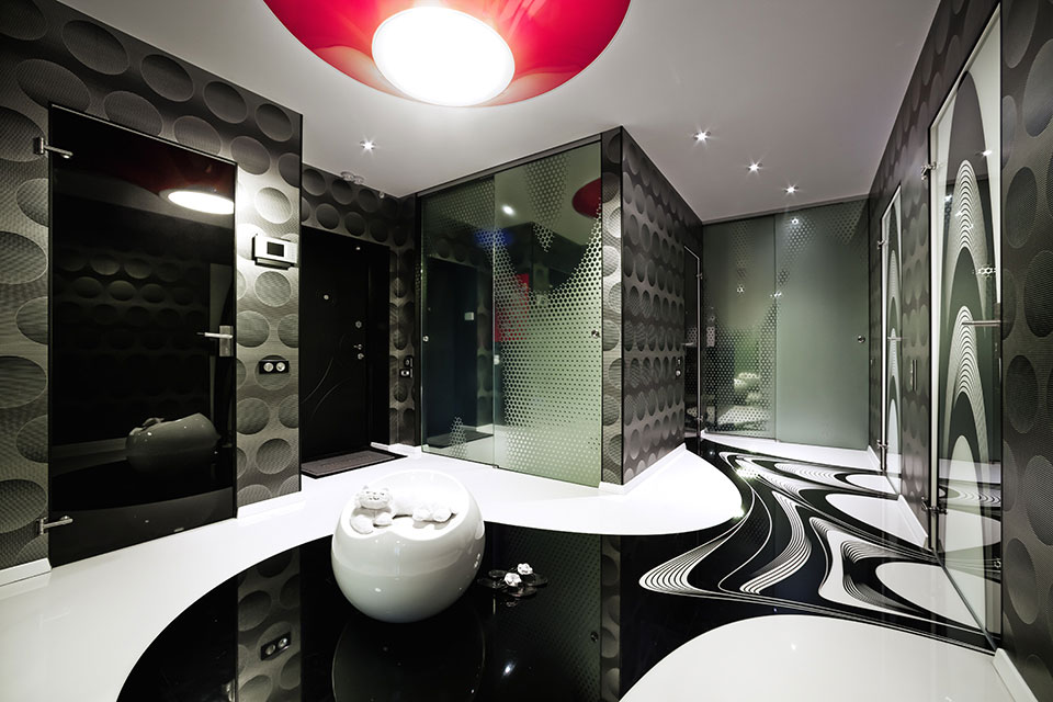 apartment design kyiv - computational design