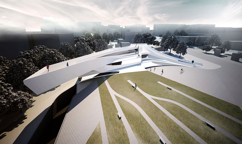 maidan museum kyiv architecture competition