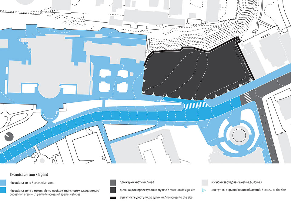 maidan freedom museum master plan