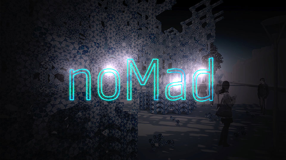 aadrl nomad - architectural modular robotics
