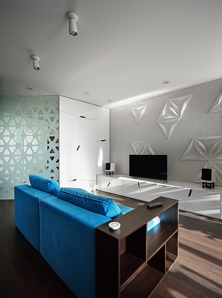 open space in kyiv luxury interior