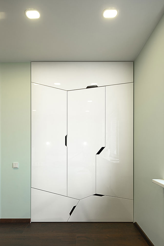 transformable wardrobe parametric design