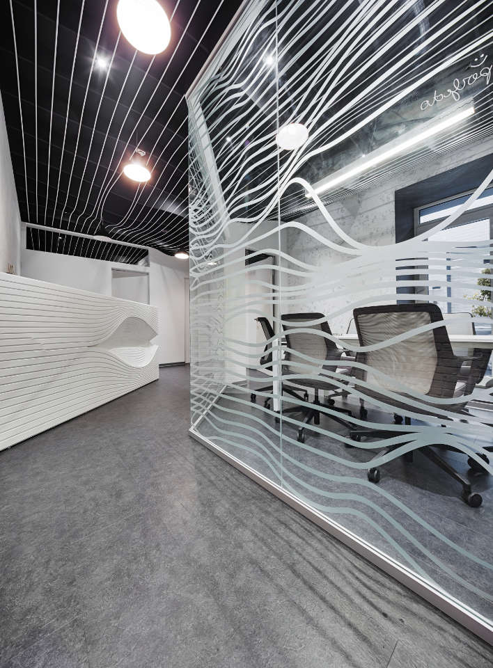 modern office design in Kyiv Ukraine