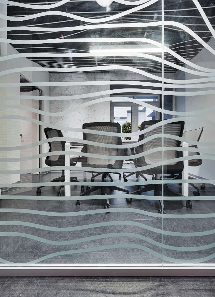 meeting room design for office not far from Maidan