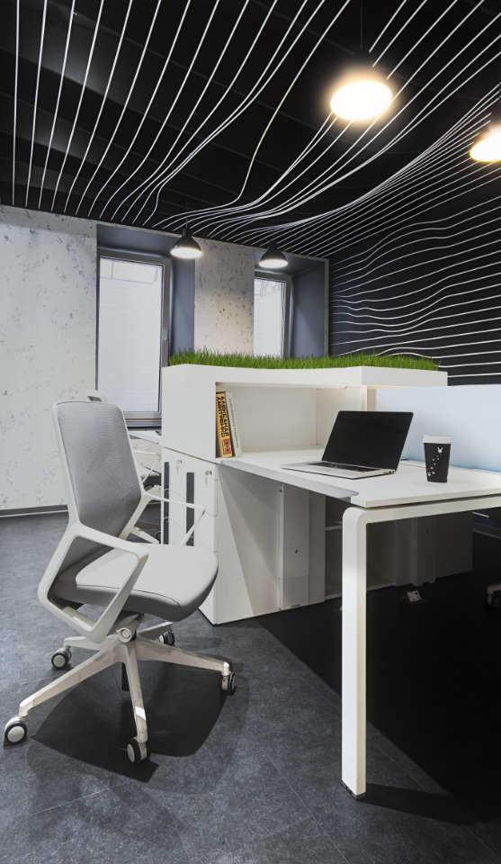 specialist's room in parametric office design