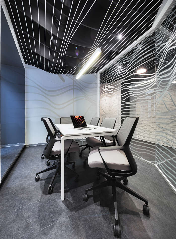 meeting room - parametric office design