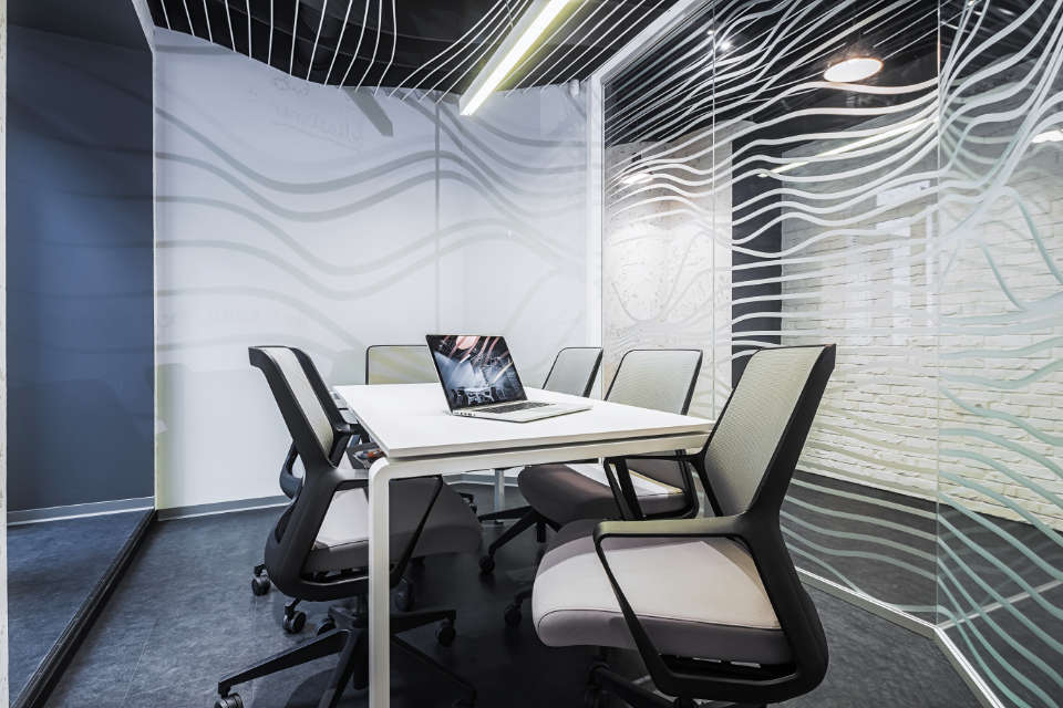 parametric meeting room design