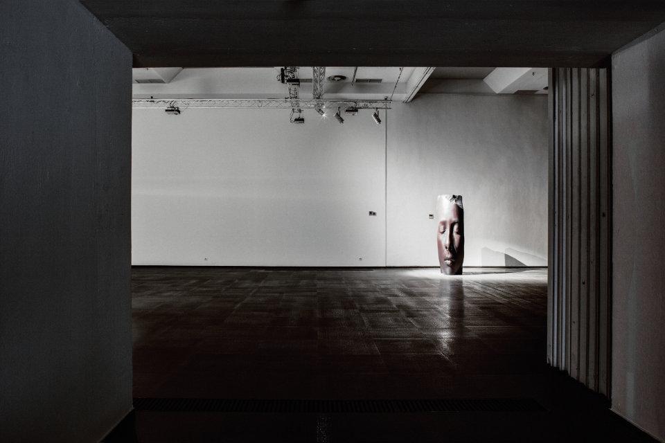 Exhibition zone interior