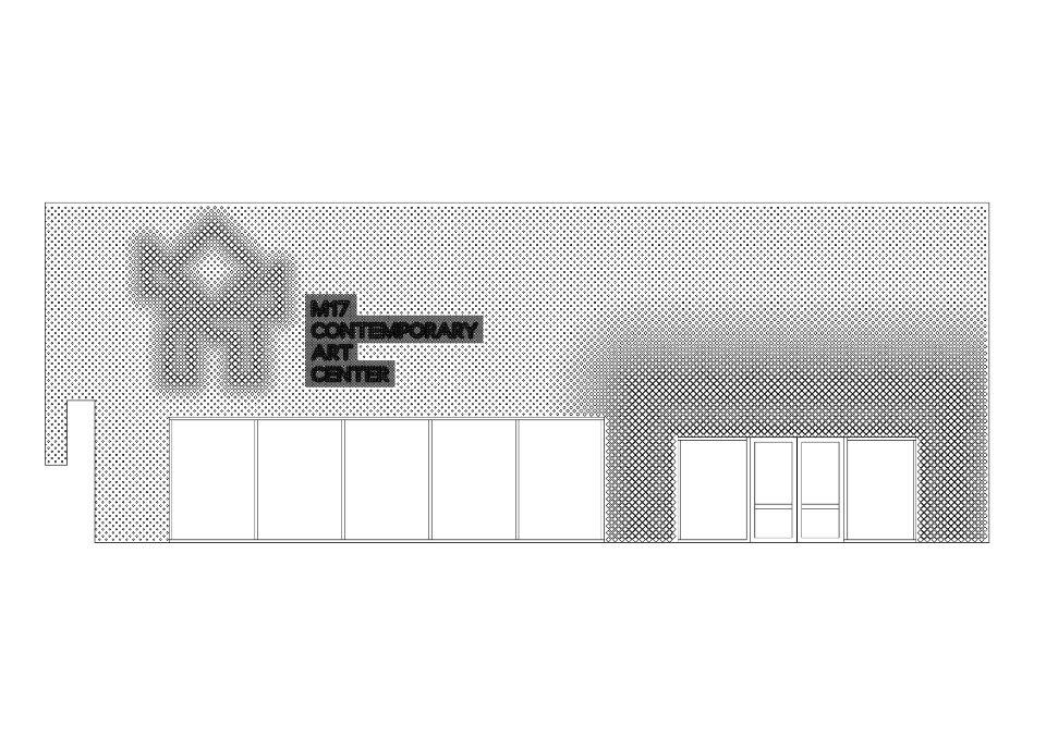 m17 contemporary art center facade