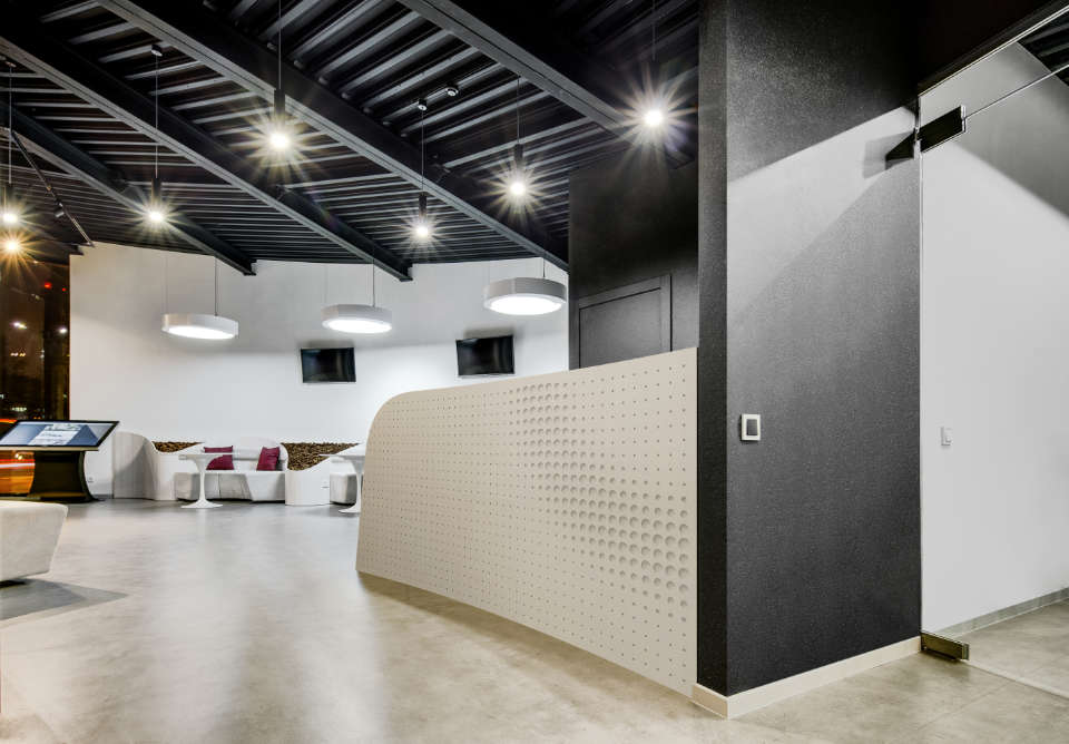 interior of office inkyiv parametric