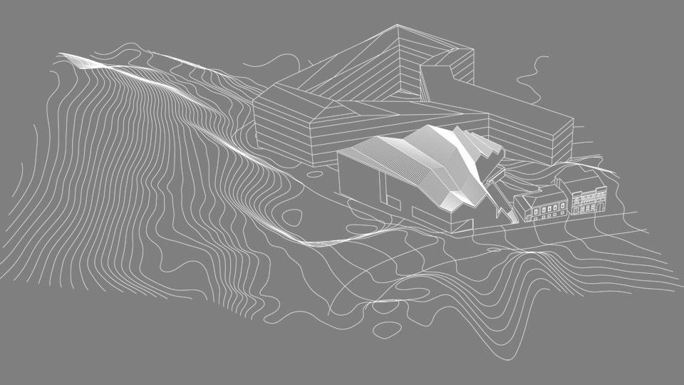 андреевский спуск - конкурс для молодых архитектуоров