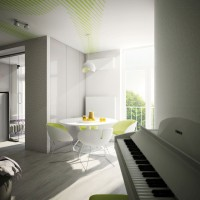 Дизайн квартиры в Комфорт Тауне. Правила Развития