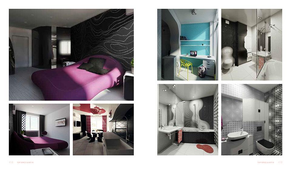 украинский дизайн интерьера в зарубежном издании
