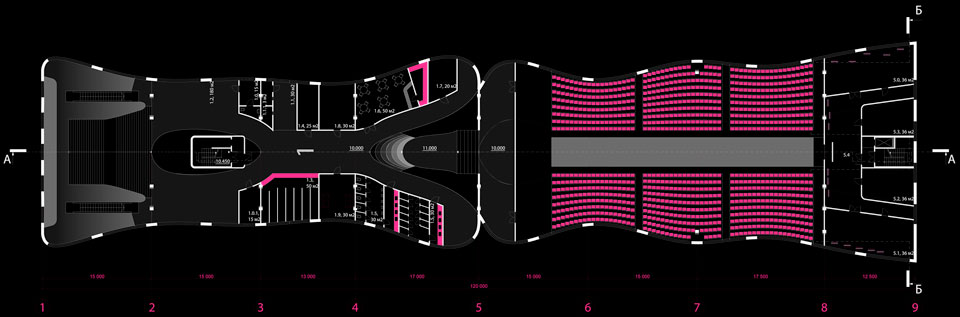 генеративная архитектура (параметрика) - пдан здания