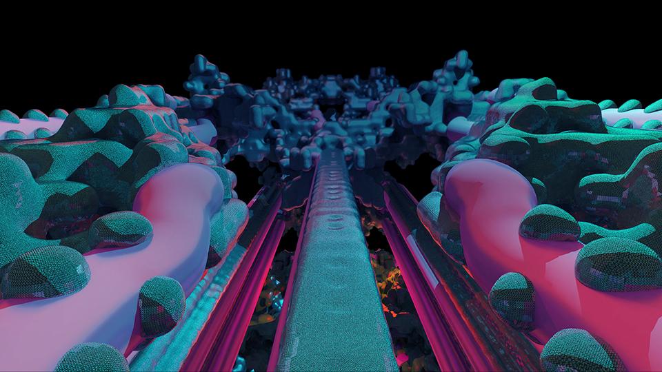 параметрическая архитектура - игра жизнь aadrl