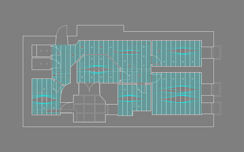вычислительный дизайн параметрического офиса киев