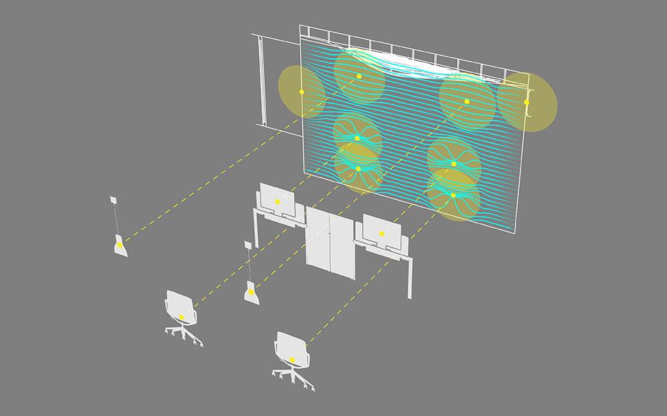 схема формообразования - параметрический дизайн киев