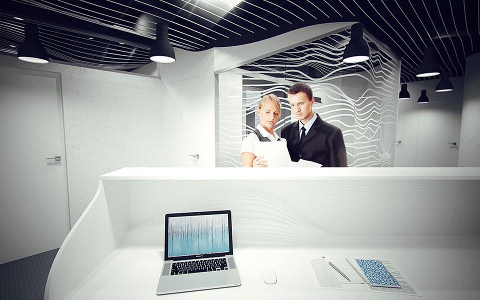 дизайн офиса - киев украина