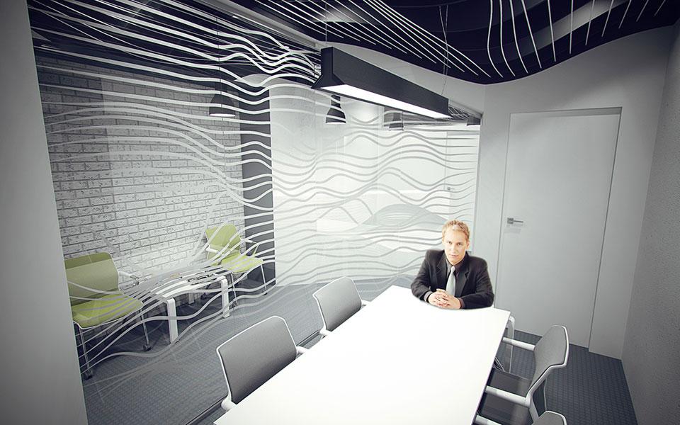 параметрический дизайн офиса в киеве
