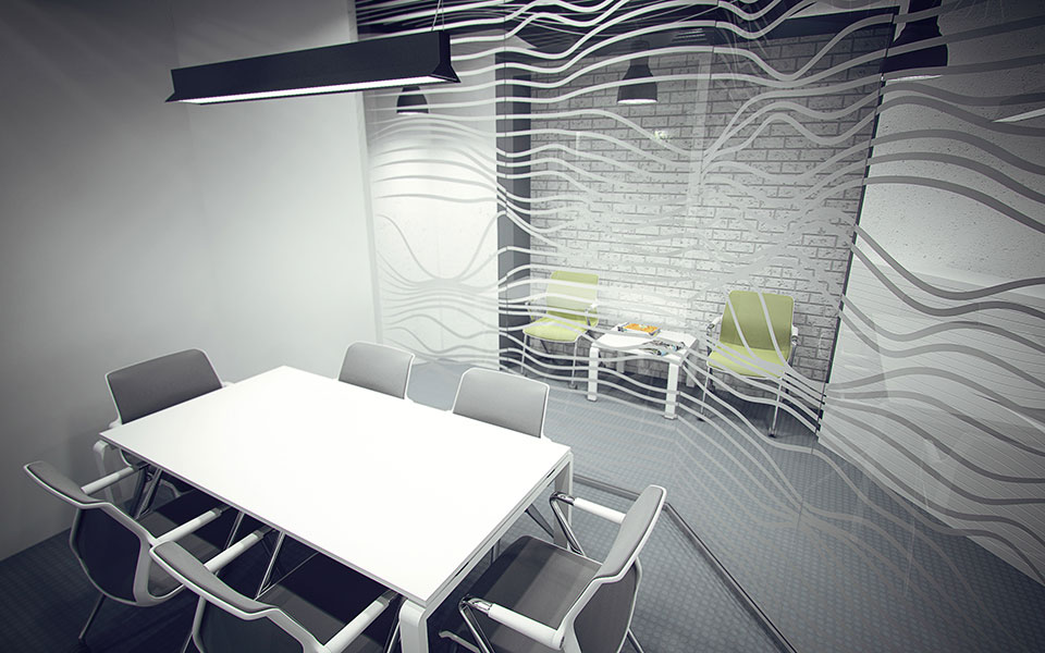 офис в киеве - параметрический дизайн