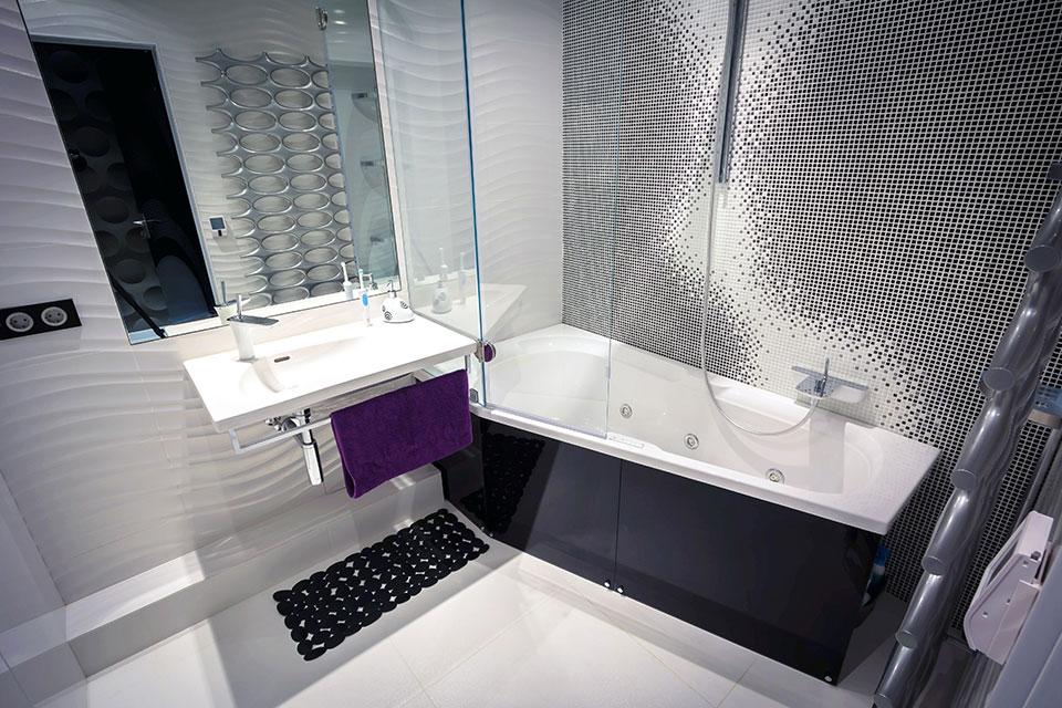 дизайн интерьера киев - фото ванной