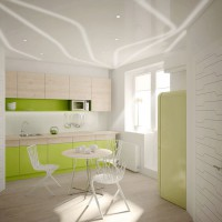 Млечный путь. Дизайн квартиры в Москве