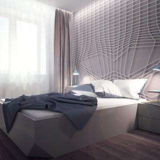 Бабье Лето. Дизайн квартиры в Москве